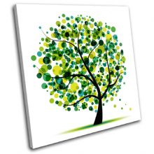 Abstract Tree Illustration - 13-1857(00B)-SG11-LO